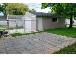 Photo 17: 436 Olive Street in WINNIPEG: St James Residential for sale (West Winnipeg)  : MLS®# 1413295