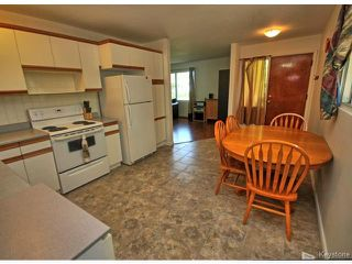 Photo 3: 436 Olive Street in WINNIPEG: St James Residential for sale (West Winnipeg)  : MLS®# 1413295