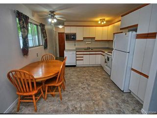 Photo 2: 436 Olive Street in WINNIPEG: St James Residential for sale (West Winnipeg)  : MLS®# 1413295