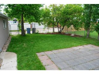Photo 15: 436 Olive Street in WINNIPEG: St James Residential for sale (West Winnipeg)  : MLS®# 1413295