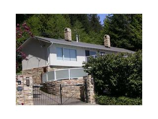 Main Photo: 1153 MILLSTREAM Road in West Vancouver: British Properties House for sale : MLS®# V1088454