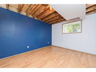 Photo 16: 46 KEITH COSENS Drive in STONEWALL: Argyle / Balmoral / Grosse Isle / Gunton / Stony Mountain / Stonewall / Marquette / Warren / Woodlands Residential for sale (Winnipeg area)  : MLS®# 1501514