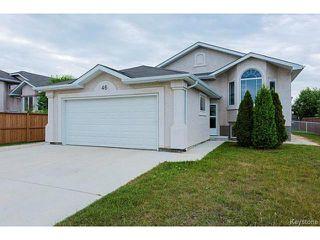 Photo 1: 46 KEITH COSENS Drive in STONEWALL: Argyle / Balmoral / Grosse Isle / Gunton / Stony Mountain / Stonewall / Marquette / Warren / Woodlands Residential for sale (Winnipeg area)  : MLS®# 1501514
