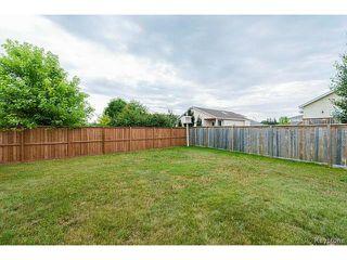 Photo 20: 46 KEITH COSENS Drive in STONEWALL: Argyle / Balmoral / Grosse Isle / Gunton / Stony Mountain / Stonewall / Marquette / Warren / Woodlands Residential for sale (Winnipeg area)  : MLS®# 1501514