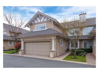 """Main Photo: 44 5531 CORNWALL Drive in Richmond: Terra Nova Townhouse for sale in """"QUILCHENA GREEN"""" : MLS®# V1112965"""