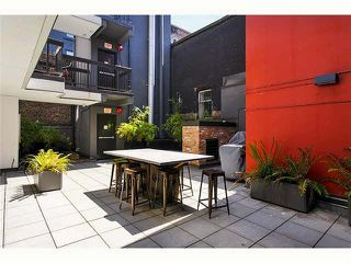 "Photo 13: 404 370 CARRALL Street in Vancouver: Downtown VE Condo for sale in ""21 DOORS"" (Vancouver East)  : MLS®# V1113227"