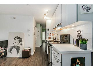 "Photo 6: 404 370 CARRALL Street in Vancouver: Downtown VE Condo for sale in ""21 DOORS"" (Vancouver East)  : MLS®# V1113227"