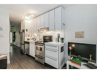 "Photo 5: 404 370 CARRALL Street in Vancouver: Downtown VE Condo for sale in ""21 DOORS"" (Vancouver East)  : MLS®# V1113227"