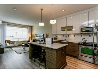 """Photo 2: 311 16390 64 Avenue in Surrey: Cloverdale BC Condo for sale in """"The Ridge At Bose Farms"""" (Cloverdale)  : MLS®# F1437072"""