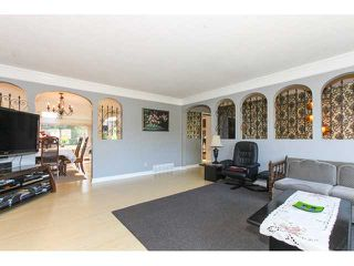 Photo 2: 4853 COLBROOK Court in Burnaby: Deer Lake Place House for sale (Burnaby South)  : MLS®# V1116403