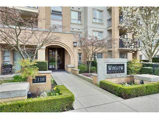 "Photo 1: 209 2338 WESTERN Parkway in Vancouver: University VW Condo for sale in ""WINSLOW COMMONS"" (Vancouver West)  : MLS®# V1116479"