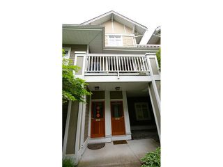 """Photo 2: 30 7388 MACPHERSON Avenue in Burnaby: Metrotown Townhouse for sale in """"ACACIA GARDENS"""" (Burnaby South)  : MLS®# V1125482"""