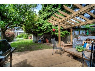 """Photo 18: 941 E 62ND Avenue in Vancouver: South Vancouver House for sale in """"SOUTH VANCOUVER"""" (Vancouver East)  : MLS®# V1126394"""