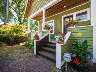 Photo 1: 2169 VICTORIA Drive in Vancouver: Grandview VE House for sale (Vancouver East)  : MLS®# V1131752