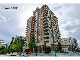 "Photo 1: 606 7225 ACORN Avenue in Burnaby: Highgate Condo for sale in ""Axis"" (Burnaby South)  : MLS®# V1142352"