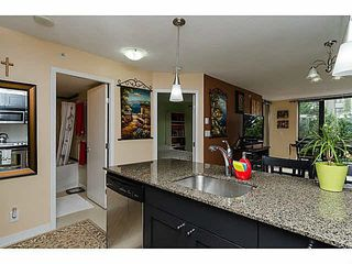 """Photo 5: 606 7225 ACORN Avenue in Burnaby: Highgate Condo for sale in """"Axis"""" (Burnaby South)  : MLS®# V1142352"""