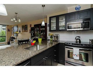 "Photo 3: 606 7225 ACORN Avenue in Burnaby: Highgate Condo for sale in ""Axis"" (Burnaby South)  : MLS®# V1142352"