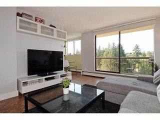 "Photo 2: 1004 320 ROYAL Avenue in New Westminster: Downtown NW Condo for sale in ""THE PEPPERTREE"" : MLS®# V1142819"