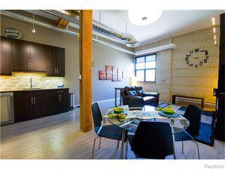 Photo 6: 133 Market Avenue in Winnipeg: Central Winnipeg Condominium for sale : MLS®# 1609413