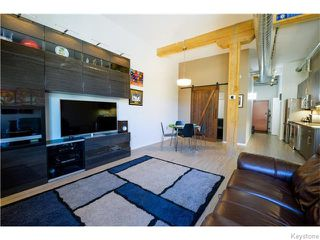 Photo 4: 133 Market Avenue in Winnipeg: Central Winnipeg Condominium for sale : MLS®# 1609413