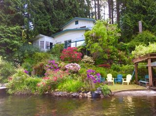Photo 1: 13825 LEE Road in Pender Harbour: Pender Harbour Egmont House for sale (Sunshine Coast)  : MLS®# R2063343