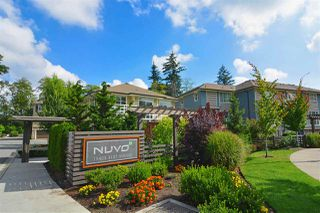 "Photo 1: 46 15405 31 Avenue in Surrey: Grandview Surrey Townhouse for sale in ""Nuvo II"" (South Surrey White Rock)  : MLS®# R2097139"