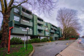 "Photo 1: 113 8591 WESTMINSTER Highway in Richmond: Brighouse Condo for sale in ""LANSDOWNE GROVE"" : MLS®# R2146601"
