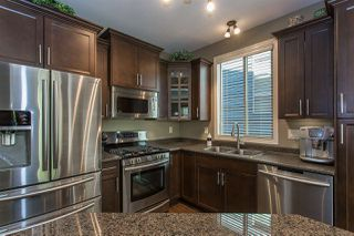 """Photo 3: 17 36169 LOWER SUMAS MOUNTAIN Road in Abbotsford: Abbotsford East Townhouse for sale in """"Junction Creek"""" : MLS®# R2158498"""