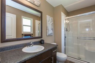 """Photo 10: 17 36169 LOWER SUMAS MOUNTAIN Road in Abbotsford: Abbotsford East Townhouse for sale in """"Junction Creek"""" : MLS®# R2158498"""