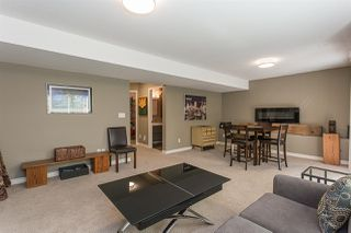 """Photo 15: 17 36169 LOWER SUMAS MOUNTAIN Road in Abbotsford: Abbotsford East Townhouse for sale in """"Junction Creek"""" : MLS®# R2158498"""