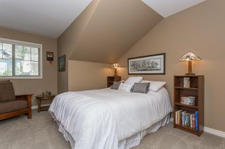 """Photo 11: 17 36169 LOWER SUMAS MOUNTAIN Road in Abbotsford: Abbotsford East Townhouse for sale in """"Junction Creek"""" : MLS®# R2158498"""