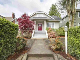 "Photo 1: 1689 W 62ND Avenue in Vancouver: South Granville House for sale in ""SOUTH GRANVILLE"" (Vancouver West)  : MLS®# R2161750"