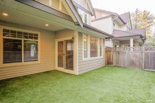 "Photo 20: 14 23233 KANAKA Way in Maple Ridge: Cottonwood MR Townhouse for sale in ""Riverwoods"" : MLS®# R2179753"