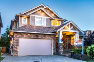 """Main Photo: 17424 0B Avenue in Surrey: Pacific Douglas House for sale in """"Summerfield"""" (South Surrey White Rock)  : MLS®# R2209407"""