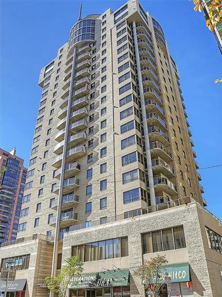 Photo 1: 1705 683 10 Street SW in Calgary: Downtown West End Condo for sale : MLS®# C4141732