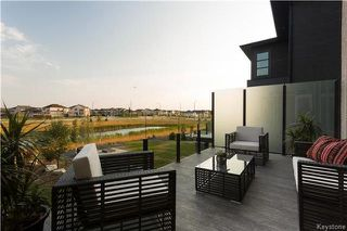 Photo 18: 28 Willow Brook Road in Winnipeg: Bridgwater Lakes Residential for sale (1R)  : MLS®# 1801345