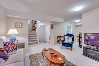 "Photo 25: 4 7465 MULBERRY Place in Burnaby: The Crest Townhouse for sale in ""SUNRIDGE"" (Burnaby East)  : MLS®# R2233606"