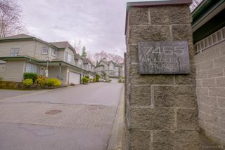"Photo 2: 4 7465 MULBERRY Place in Burnaby: The Crest Townhouse for sale in ""SUNRIDGE"" (Burnaby East)  : MLS®# R2233606"