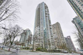 "Photo 1: 801 717 JERVIS Street in Vancouver: West End VW Condo for sale in ""EMERALD WEST"" (Vancouver West)  : MLS®# R2245195"