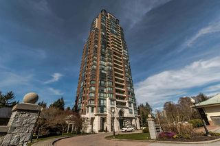 "Photo 1: 805 6837 STATION HILL Drive in Burnaby: South Slope Condo for sale in ""Claridges"" (Burnaby South)  : MLS®# R2246104"