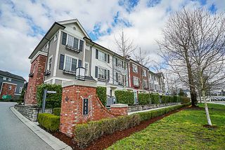 "Main Photo: 4032 2655 BEDFORD Street in Port Coquitlam: Central Pt Coquitlam Townhouse for sale in ""Westwood"" : MLS®# R2246355"