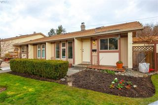 Photo 1: 22 4140 Interurban Road in VICTORIA: SW Strawberry Vale Townhouse for sale (Saanich West)  : MLS®# 388613