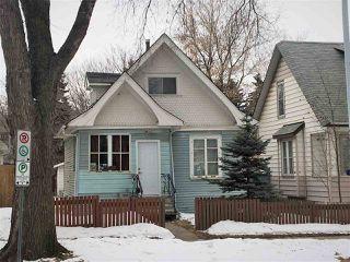 Main Photo: 11836 78 Street in Edmonton: Zone 05 House for sale : MLS®# E4105634