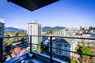 "Photo 2: 1206 151 W 2ND Street in North Vancouver: Lower Lonsdale Condo for sale in ""SKY"" : MLS®# R2262810"