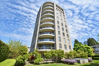 "Photo 1: 202 5850 BALSAM Street in Vancouver: Kerrisdale Condo for sale in ""CLARIDGE"" (Vancouver West)  : MLS®# R2265512"