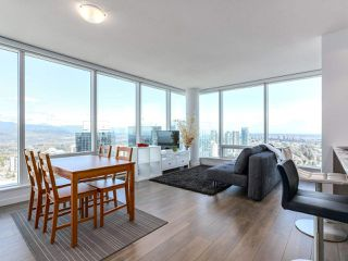 """Photo 7: 3802 6461 TELFORD Avenue in Burnaby: Metrotown Condo for sale in """"METROPLACE"""" (Burnaby South)  : MLS®# R2275122"""
