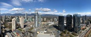 """Photo 6: 3802 6461 TELFORD Avenue in Burnaby: Metrotown Condo for sale in """"METROPLACE"""" (Burnaby South)  : MLS®# R2275122"""