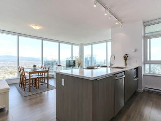 """Photo 12: 3802 6461 TELFORD Avenue in Burnaby: Metrotown Condo for sale in """"METROPLACE"""" (Burnaby South)  : MLS®# R2275122"""