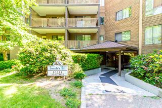 Photo 1: 109 10644 151A Street in Surrey: Guildford Condo for sale (North Surrey)  : MLS®# R2282040