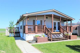 Main Photo: 1245 53222 Rge Rd 272: Rural Parkland County Mobile for sale : MLS®# E4118047